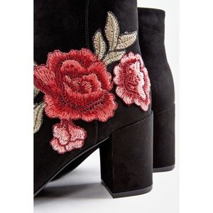 JustFab Shoes - Wide Width Booties